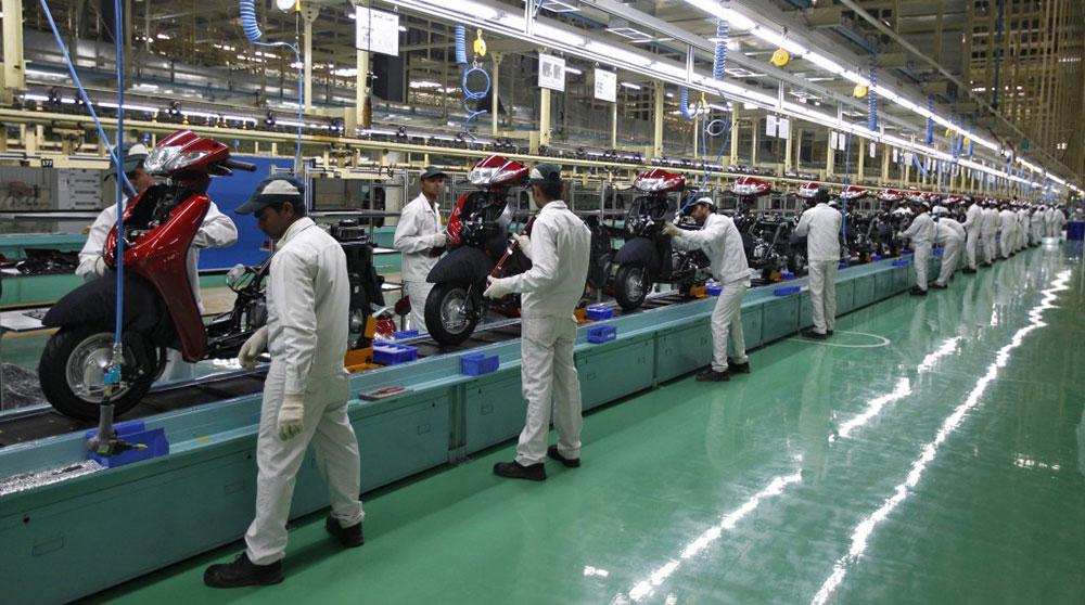 Récord de Honda: 400 millones de motos fabricadas en todo el mundo