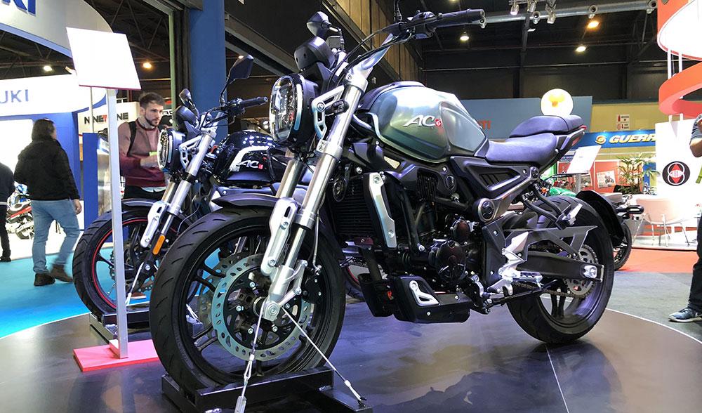 Los lanzamientos de Gilera en el Salón Moto