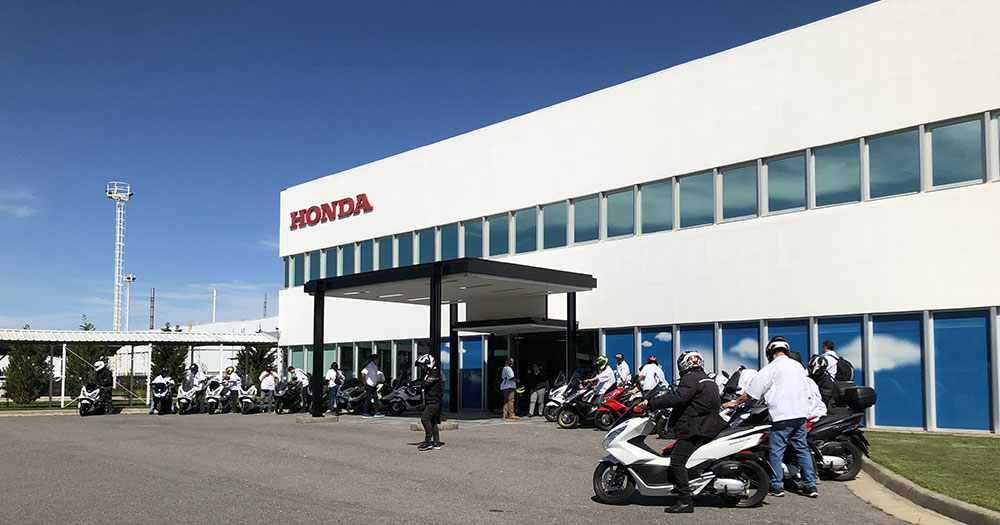 Honda Motos: El objetivo para el 2019 es mantener el liderazgo con un 20% de market share