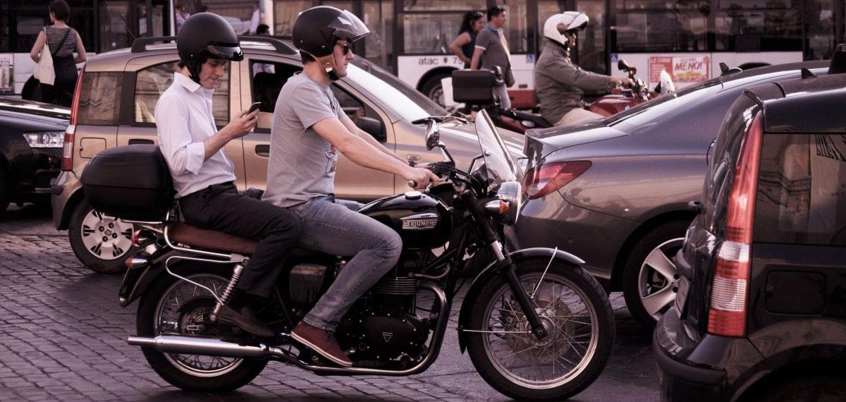 circular moto