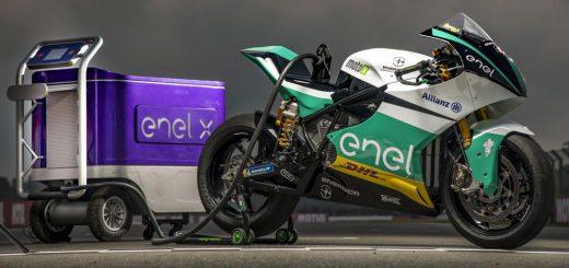 Motos Eléctricas: en 2019 tendrán su propio campeonato dentro de MotoGP
