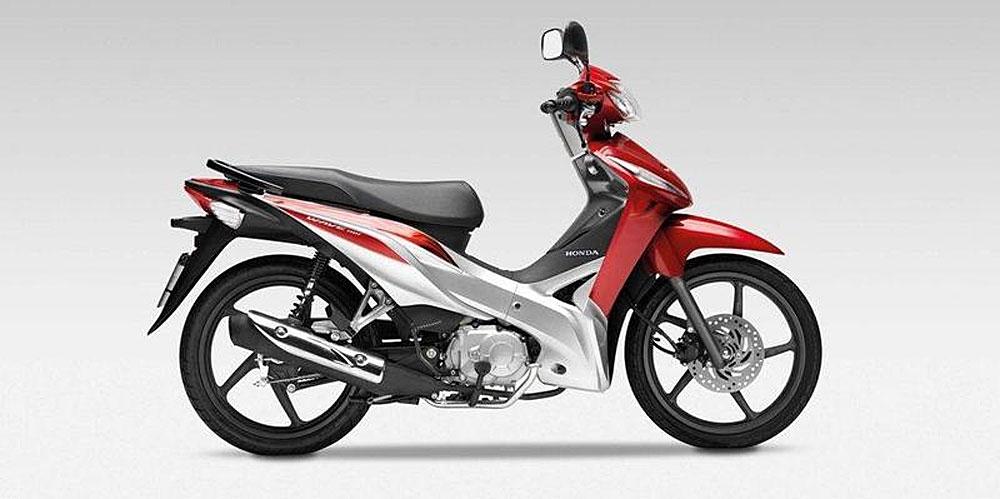 ¿Cuáles fueron las motos más patentadas durante el mes de enero?