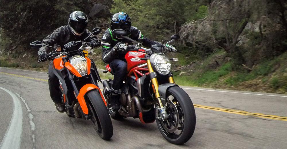 KTM podría adueñarse de Ducati y Triumph