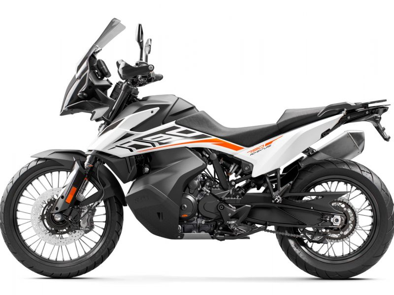 KTM ya publica en España precios para la 790 Adventure y Adventure R