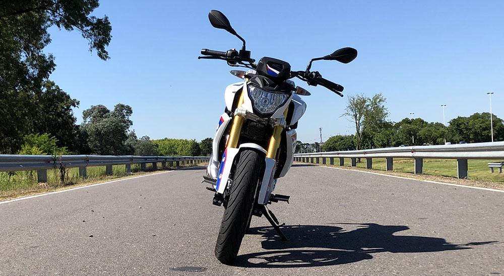 Test Ride BMW G310R