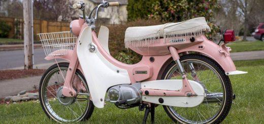 """Curiosidades: """"Lady Yamaha"""", sólo para mujeres"""