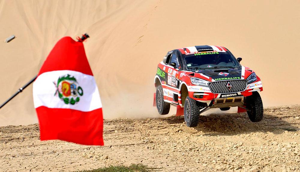 El Dakar 2019 Dakar solo en Perú. Etapas, recorrido y fechas