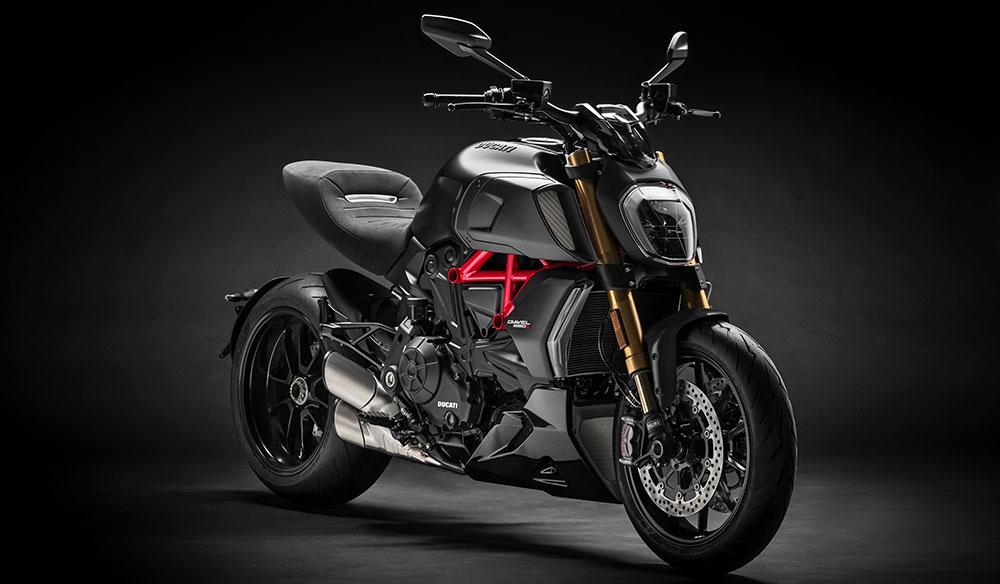 Comenzó la producción de la nueva Ducati Diavel 1260