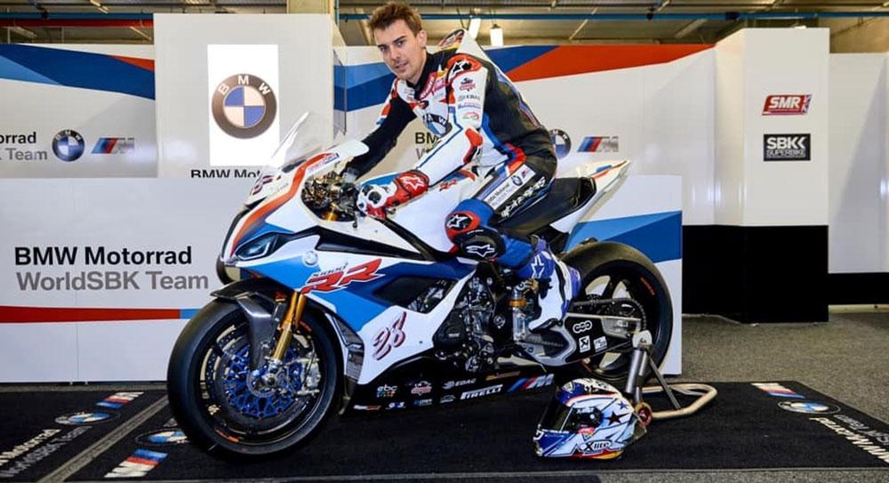WSBK: se presentó oficialmente el BMW Motorrad WorldSBK Team