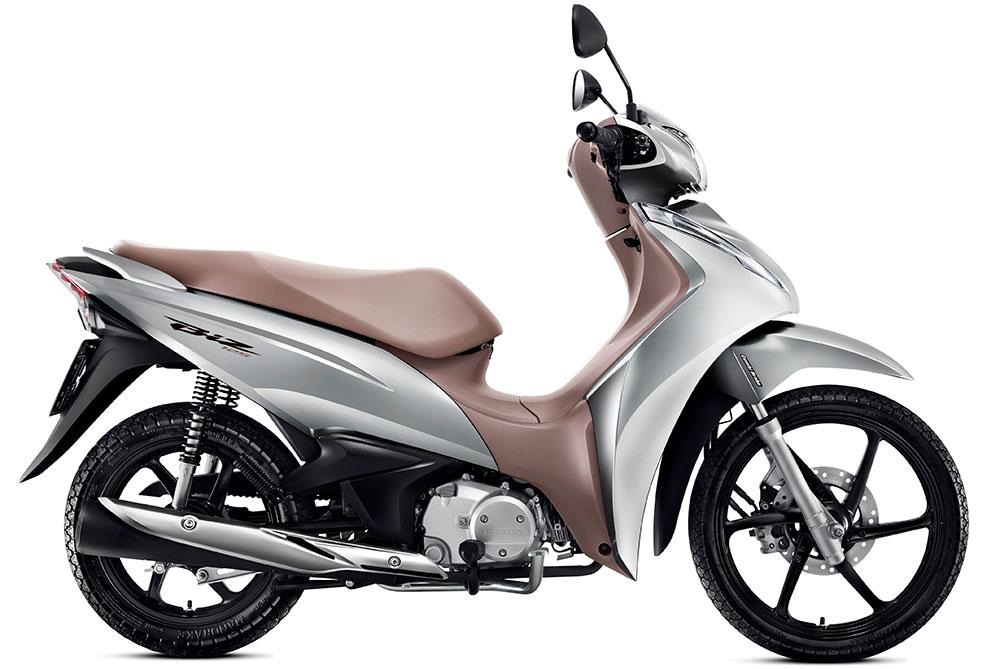 Honda lanza en Argentina su New BIZ a $ 102.000