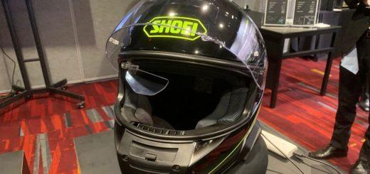 """Nuevo """"smart helmet"""" Shoei IT-HL"""