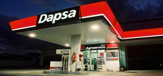 Dapsa comienza a operar su propia red de estaciones de servicio