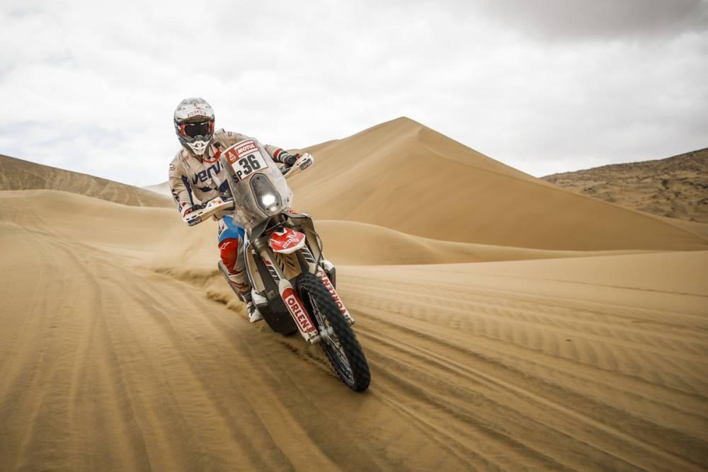 Dakar etapa 5