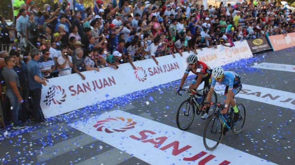 Corven Motos y Bajaj Motorcycles están presentes en la Vuelta a San Juan