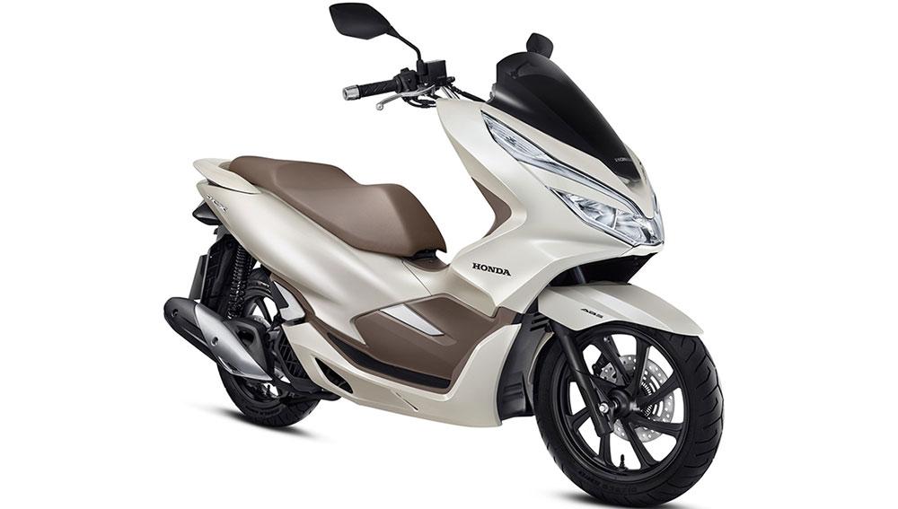Sólo para Brasil: ya se vende la nueva Honda PCX 150 2019