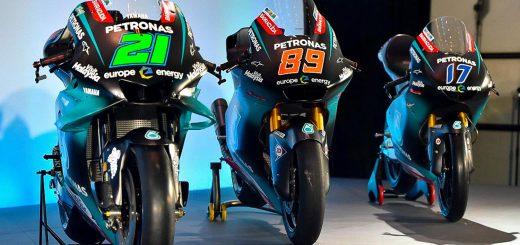 MotoGP: nuevo equipo Petronas Yamaha SRT