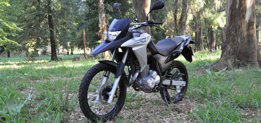 Test Ride Honda XRE 300