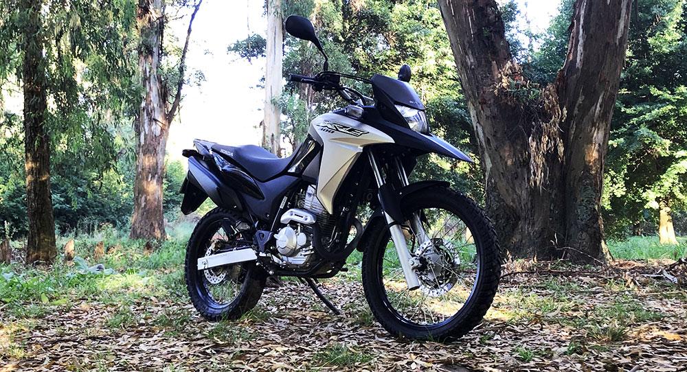 Test Ride Honda XRE 300