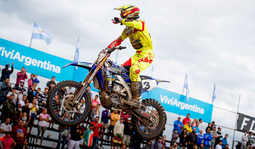 Enduro del Verano 2019: Milko Potisek ganador del Supercross