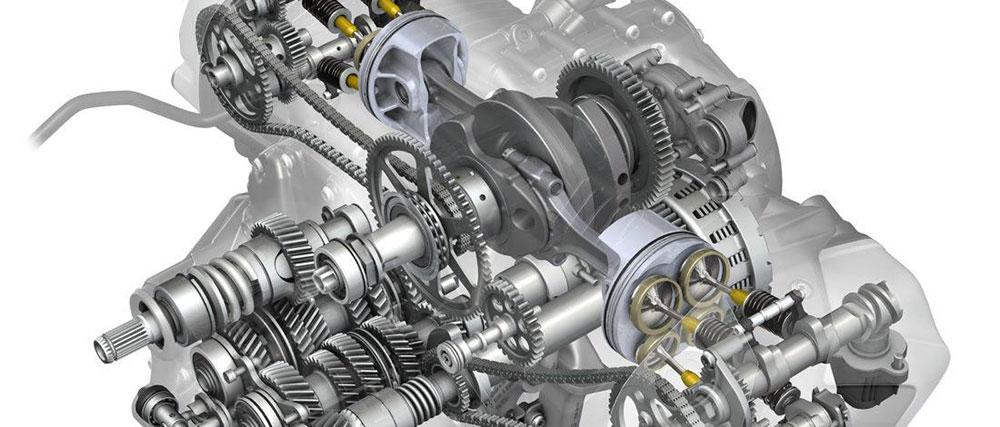 Filtrado: motor bóxer híbrido de BMW