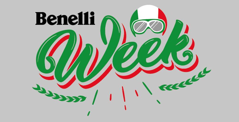 """Llega el """"Benelli Week 2019"""" a la Argentina"""