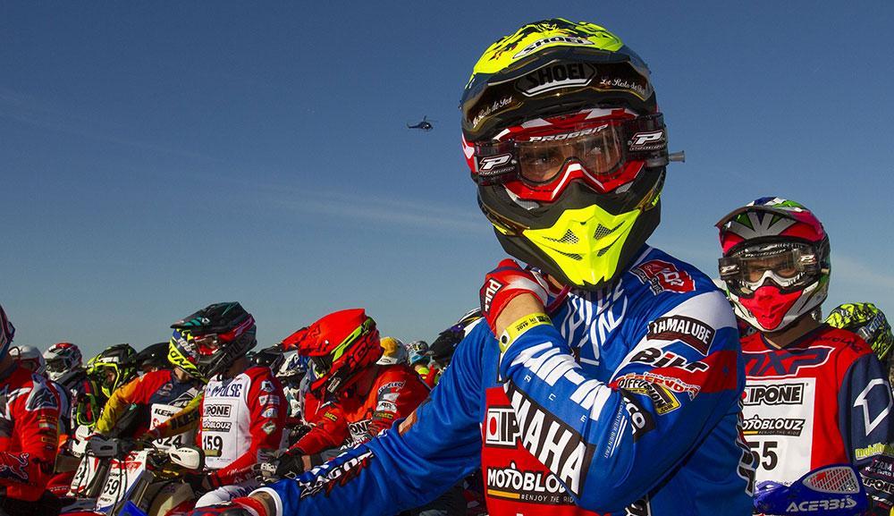 Enduro del Verano: el francés Milko Potisek busca una nueva victoria con Yamaha