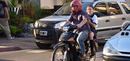 ATM seguridad en moto