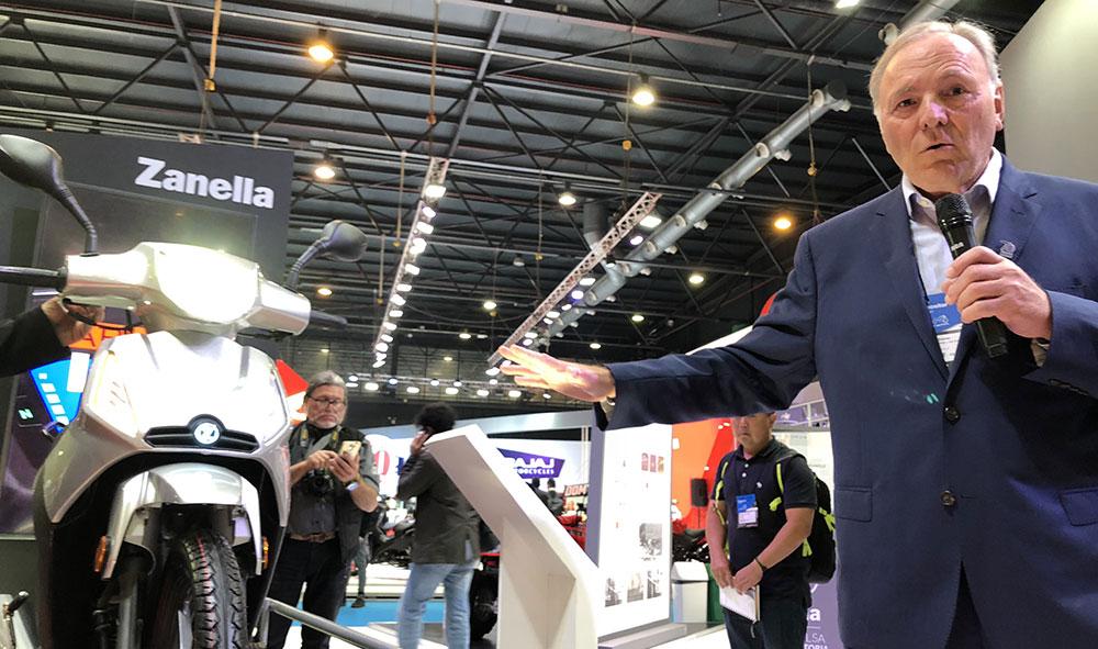 Zanella alcanzará el 96% de modelos con integración nacional y suma algunas novedades para 2019