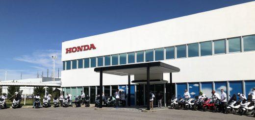 Honda inversión planta de Campana