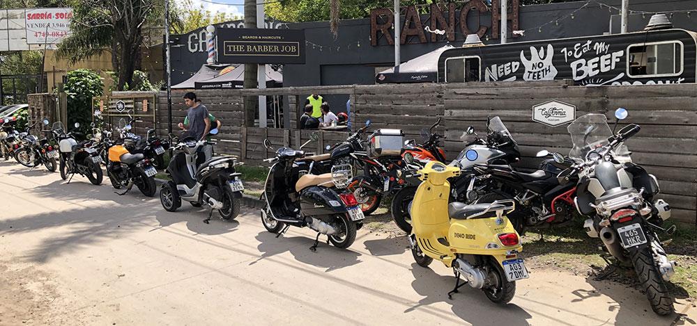 Motoplex junto a Royal Enfield realizaron el Demo Experience