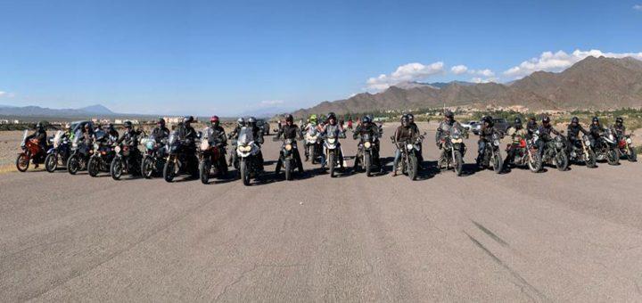 800 KM Ruta 40 Norte