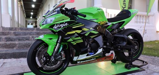 kawasaki ZX10 ZP Racing Team