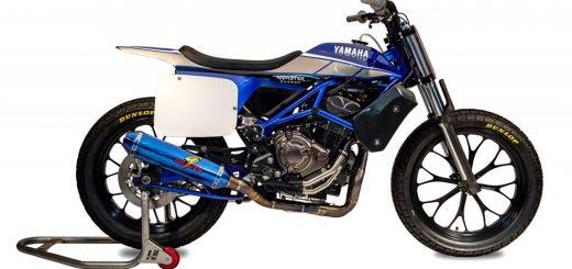 Yamaha Flat Track