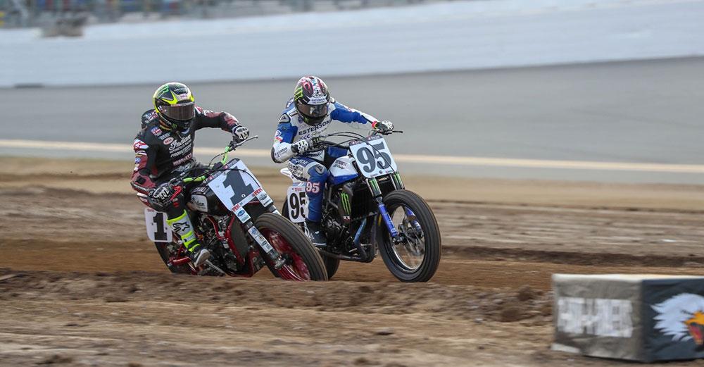 Flat Track: una tendencia que crece y Yamaha no se quiere quedar afuera