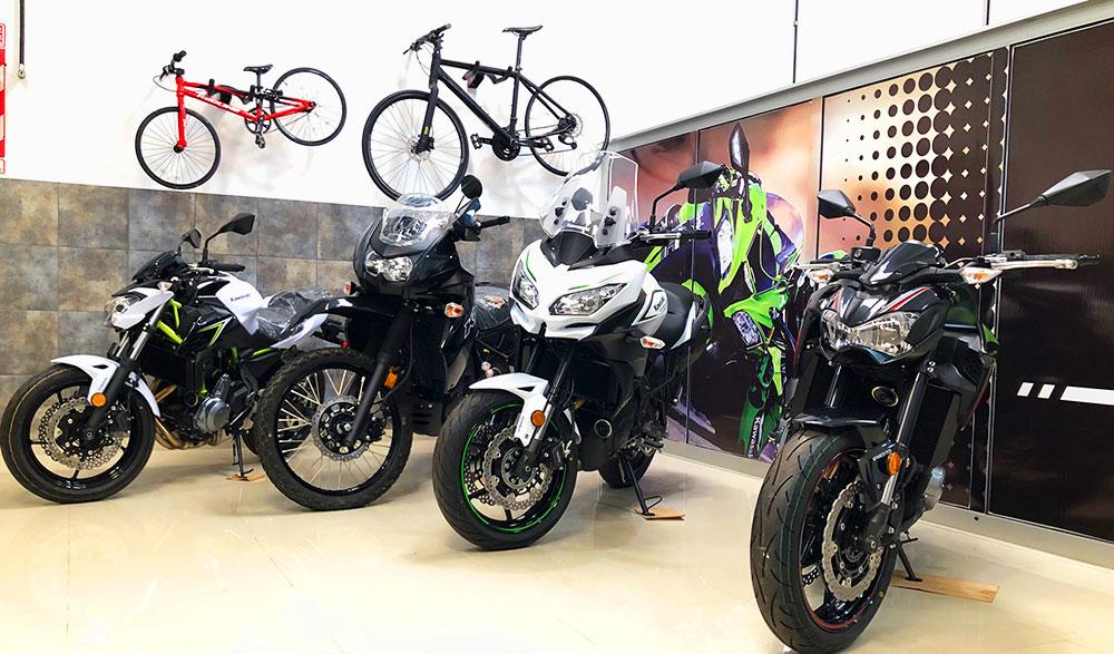 Novedades de Kawasaki para el 2019