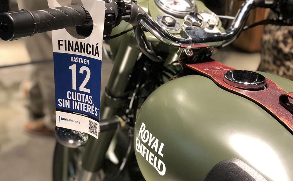 Lanzamiento en Argentina de las bicilíndricas Royal Enfield: Interceptor 650 y Continental 650 GT desde u$s 8.399