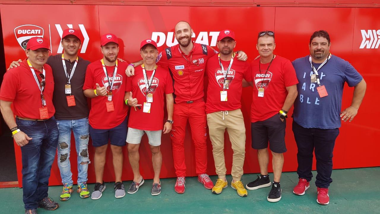 Shell Advance y Ducati: 20 años de alianza