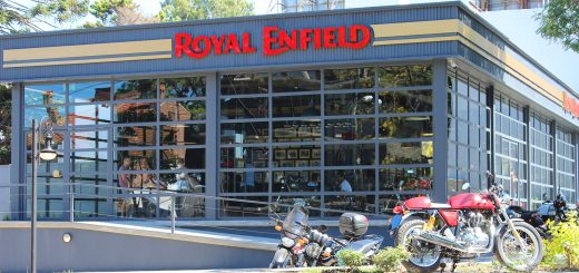 Balance de Royal Enfield a un año de su llegada al país y apertura de nuevo concesionario en Pilar