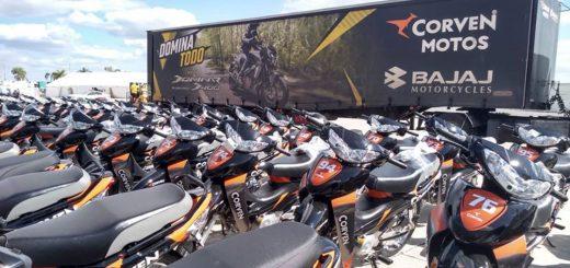 Corven Bajaj presente en el MotoGP de Termas de Rio Hondo