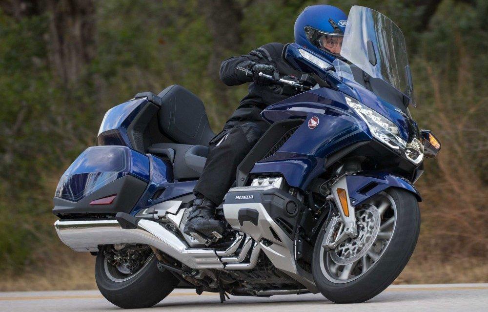 Honda trabaja en asientos climatizados para sus motos
