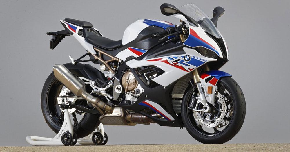 El motor de la BMW S1000 RR será utilizado en un avión