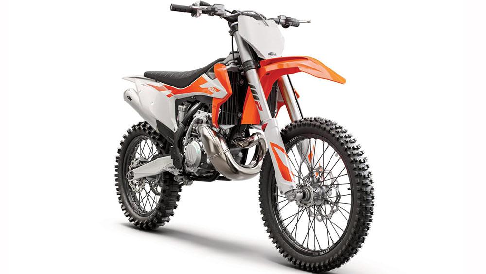 Nuevas KTM Cross para el 2020