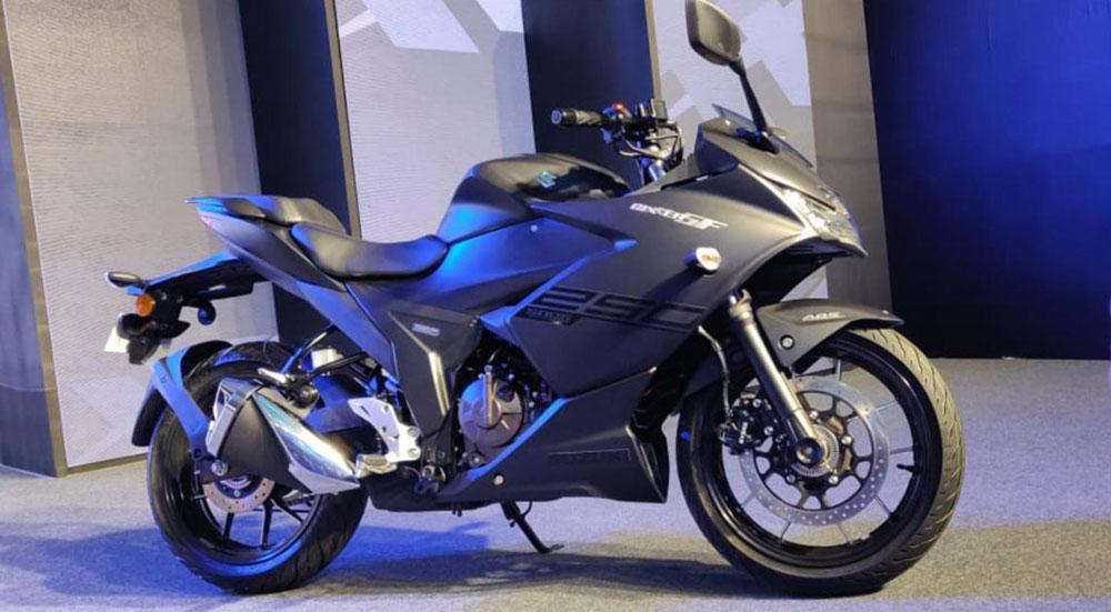 Nueva Suzuki Gixxer SF 250 lanzada en India