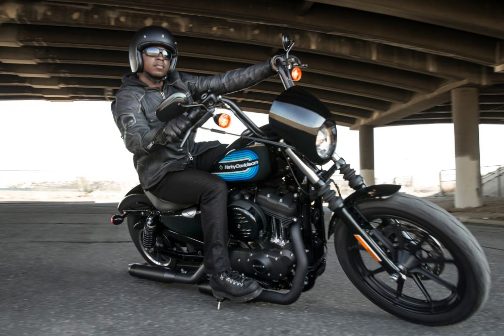 Ya está disponible en Argentina la nueva Harley-Davidson Sportster Iron 1200 desde U$S 28.900