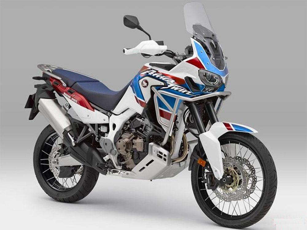 Se viene una nueva Honda África Twin 1100