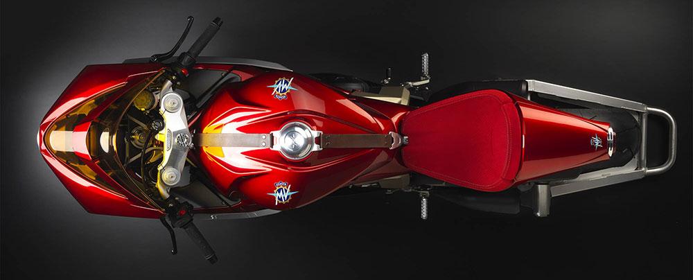 La MV Agusta Superveloce 800 saldrá a la venta en 2020