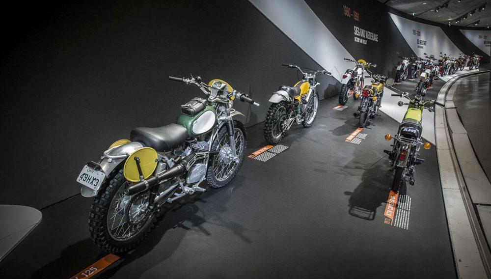 KTM ya tiene su propio museo en Austria