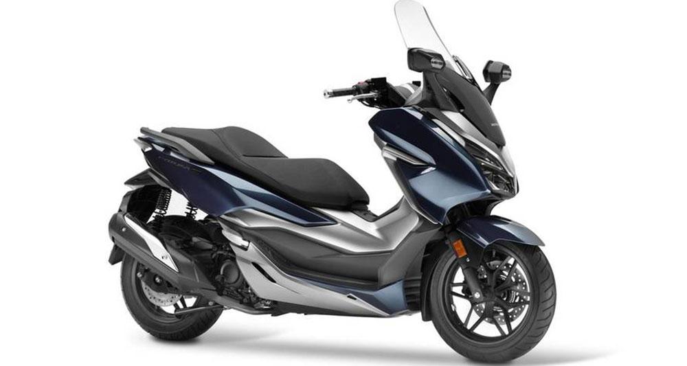 El nuevo Honda Forza 300 podría usar distribución variable VTEC