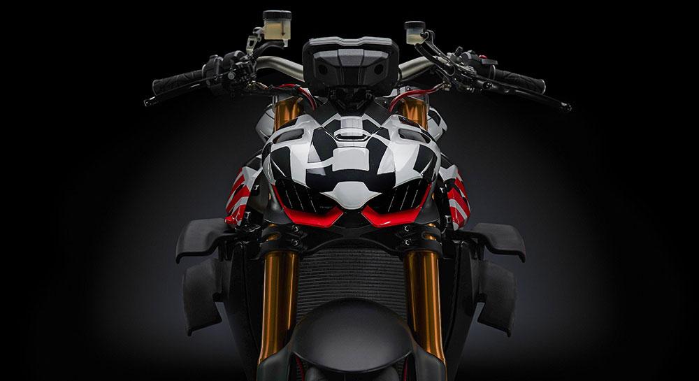 Ducati correrá la trepada al Pikes Peak con el prototipo de la Streetfighter V4