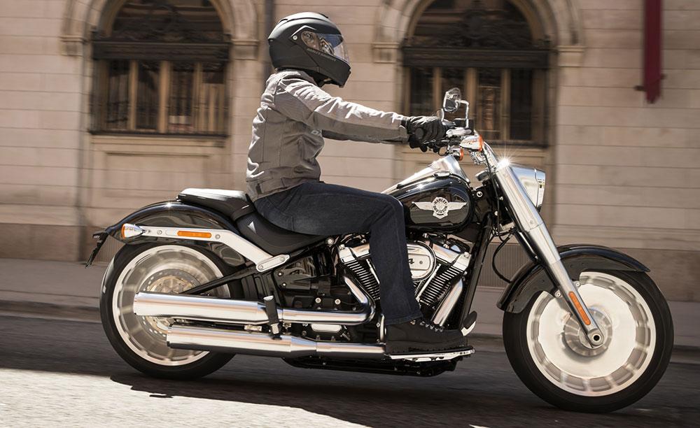 nueva Harley-Davidson Fat Boy 2019